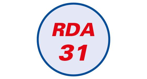 RDA 31