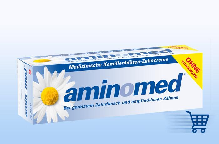 Aminomed - Produkte bestellen