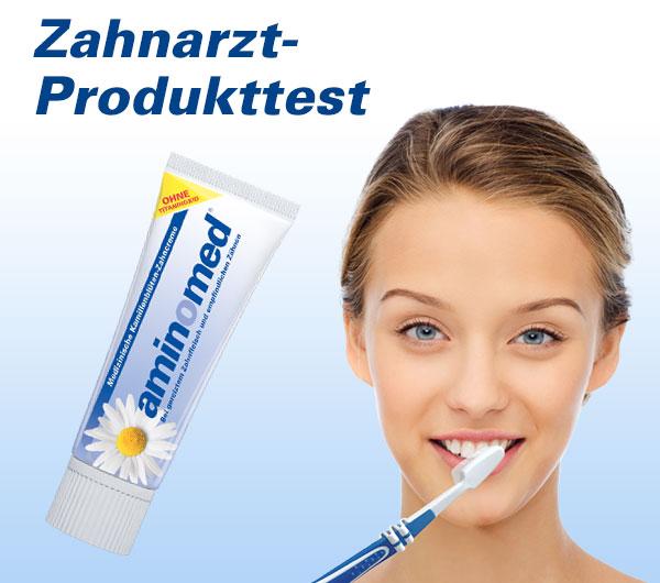 Aminomed - Produkttest