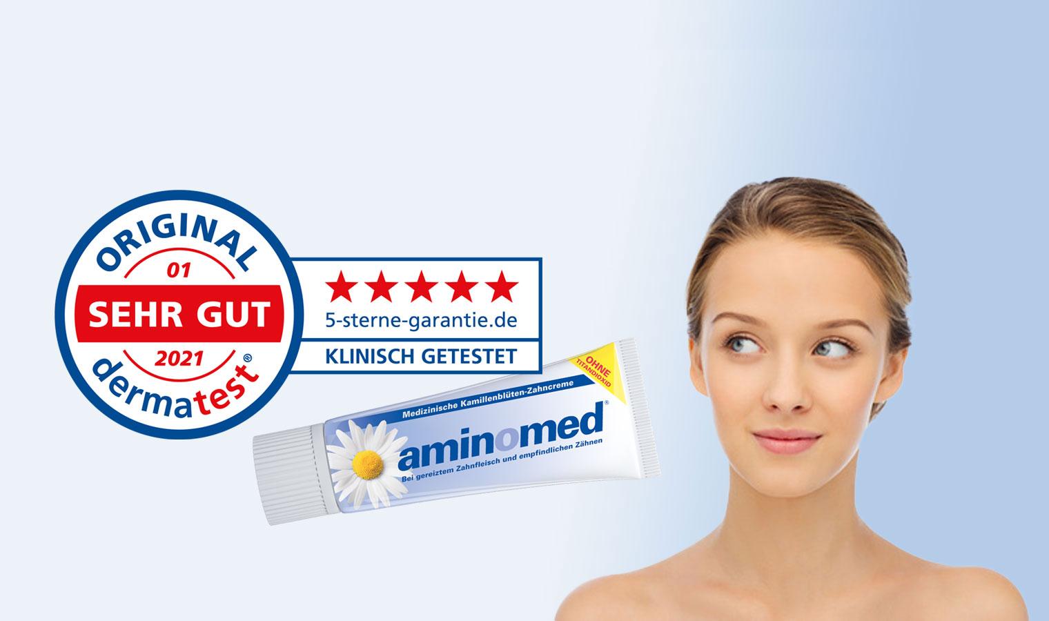 Aminomed - Wirksamkeit durch klinische Studien bestätigt